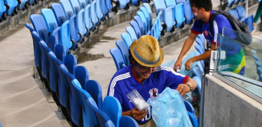 Otkriveno zašto Japanci čiste stadion poslije utakmice