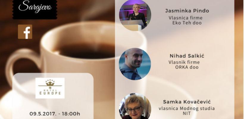 9. maja 17. Business cafe u Sarajevu