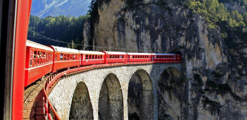 EU plaća mladima vožnju vlakom po cijeloj Europi