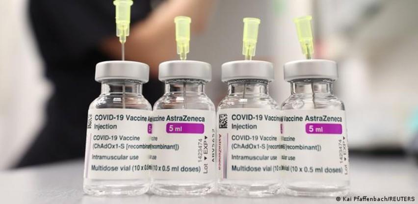 Revakcinacija vakcinom AstraZeneca