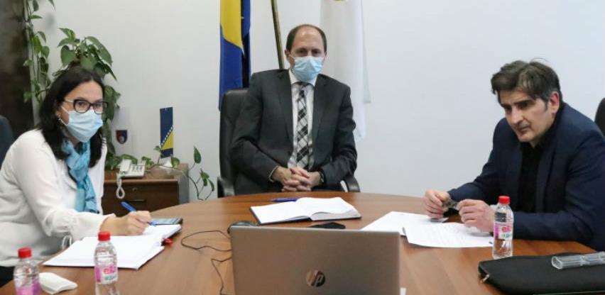 Nenadić, Kapidžić i ambasadorica Strömquist najavili realizaciju projekata u KS