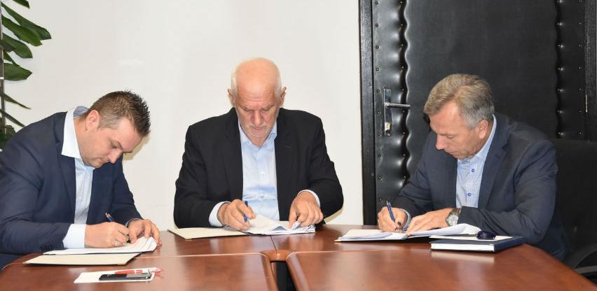 Potpisan sporazum: Za Staru Prugu Osik izdvojeno 1.429.972,83 KM