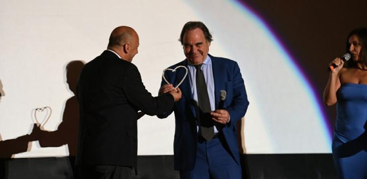 Stone: Velika mi je čast primiti nagradu, jer znam da Sarajevo ima srce