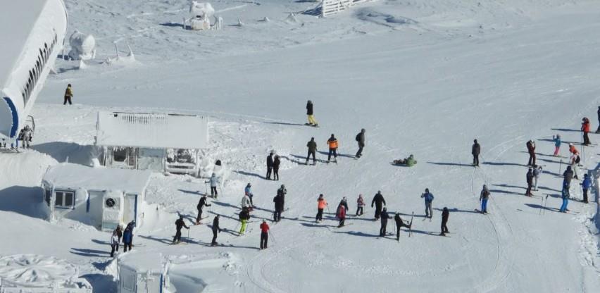 Neće biti obustavljen rad Ski-centra Bjelašnica tokom vikenda