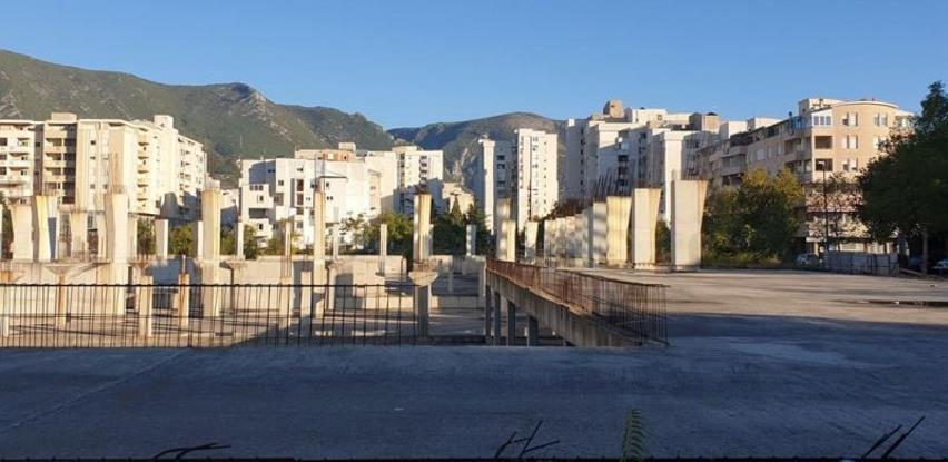 Godine lete, beton ne mrda: Za mostarsku dvoranu prije 13 godina izdvojeno 2,7 mil KM