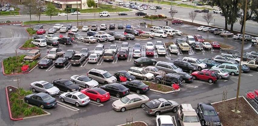 U centru Beča godišnji parking za stanare 234 KM, a u Sarajevu - 660 KM
