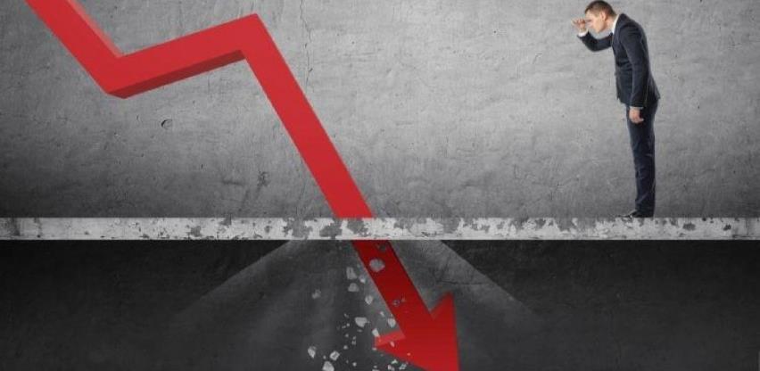 Hrvatska među zemljama EU s najvećim padom zaposlenosti