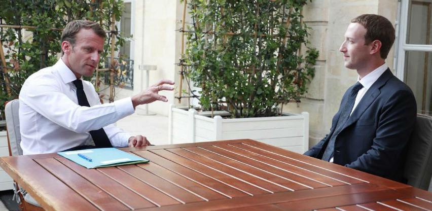 Zbog oporezivanja Facebooka, SAD će Francuskoj povećati porez na vino