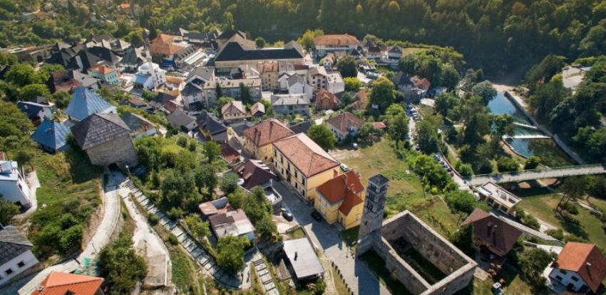 Brtan: Kraljevski grad Jajce na tragu starog sjaja
