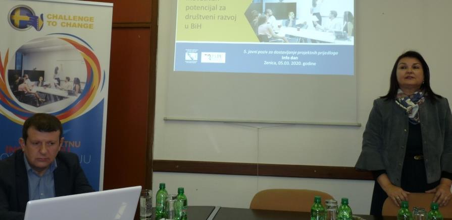 Privrednicima iz ZDK-a prezentiran javni poziv za inovativne projekte