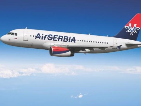 Air Serbia: Nov način čekiranja