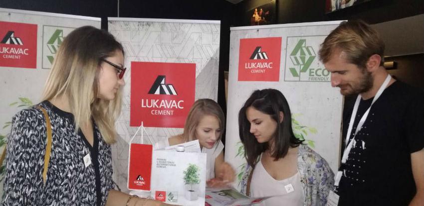 """Lukavac Cement podržao međunarodni događaj """"Dani arhitekture Banja Luka 2018"""""""
