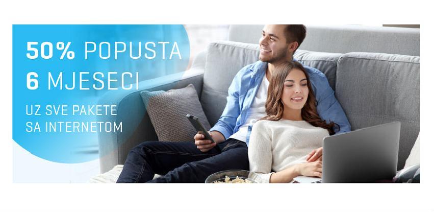 Blicnet savršen paket usluga, internet, televizija i fiksna