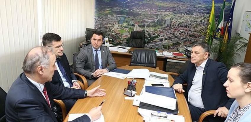 Nastavak aktivnosti na projektu proširenja Trening centra Zenica