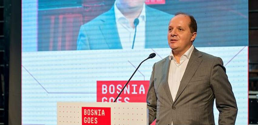 Isan Selimović: BiH ima potencijala, ali radne navike se moraju promijeniti