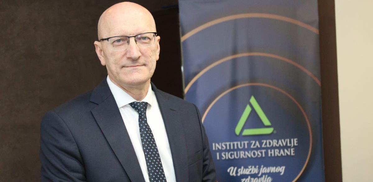 Huseinagić: ZDK će revakcinisati građane koji su prvu dozu dobili u inostranstvu