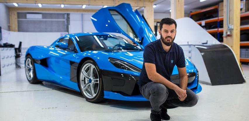 Economist o Rimcu: Hrvat razvija najmoćniji automobil na svijetu