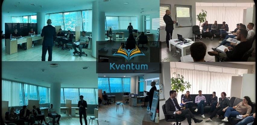 "Kventum uspješno realizovao interni trening za zaposlenike ""Ba Services"""