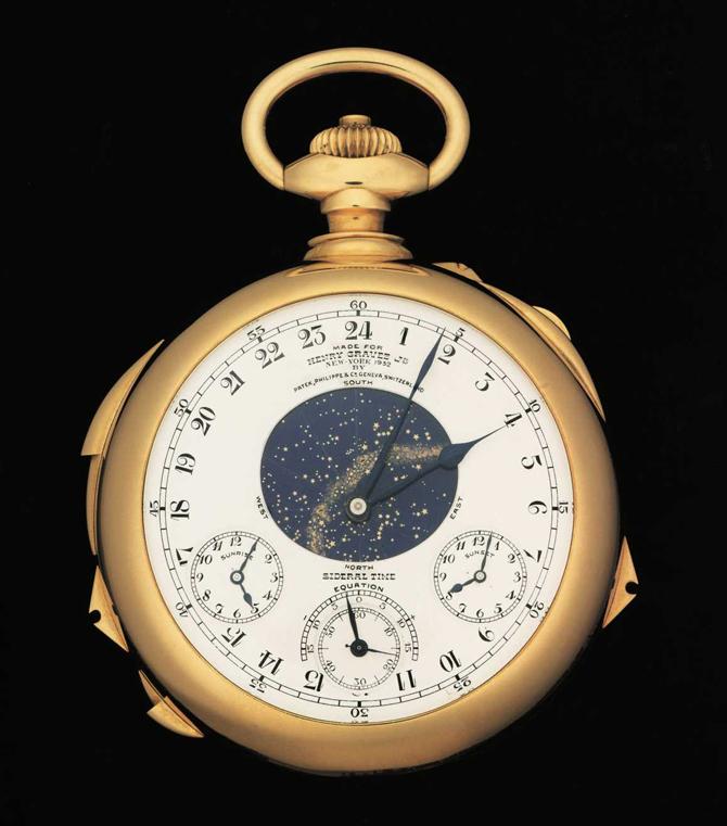 Ovaj džepni sat prodaje se za 12 miljuna eura