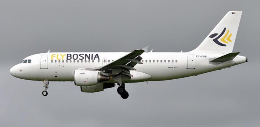 Haris Čoloman novi direktor FlyBosnia