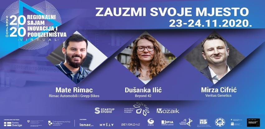 Predsjedništvo BiH pokrovitelj na virtuelnom Sajmu inovacija i poduzetništva