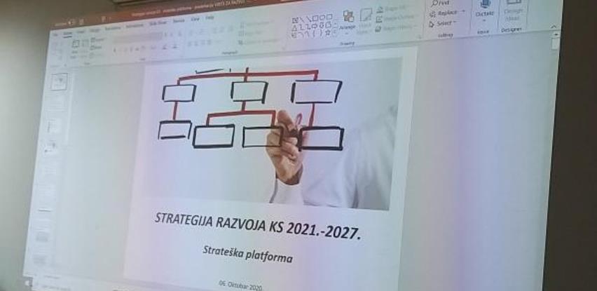 Prezentiran inicijalni dokument strateškog planiranja za period 2021.-2027.