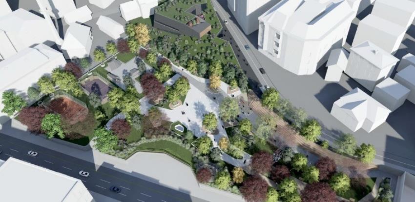Komisija za očuvanje spomenika nije dala saglasnost za gradnju u Hastahani