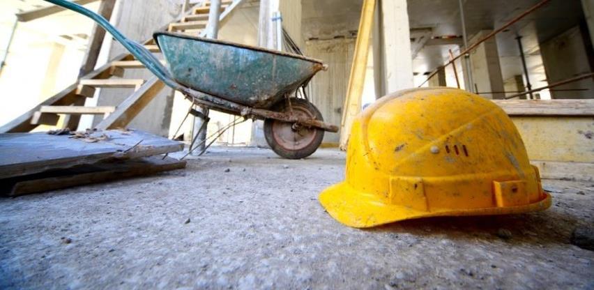 U prošloj godini najviše uloženo u građevinske objekte 982 miliona KM