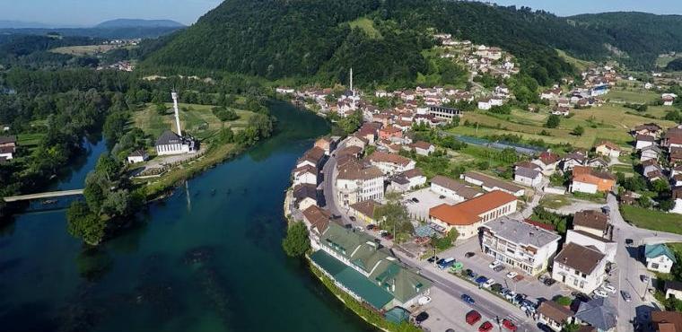 Općini Bosanska Krupa priznanje za stvaranje pozitivnog imidža