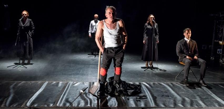 """""""Kralj Lear"""" na sceni Narodnog pozorišta Sarajevo"""