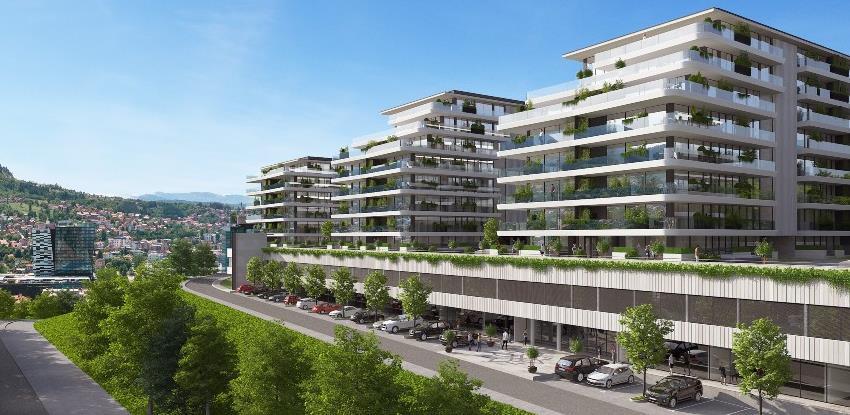 Počela izgradnja luksuznog naselja u Sarajevu investitora Emira Granova