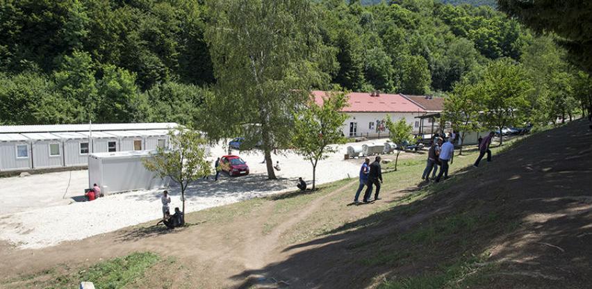 Migrantska kriza: Viši nivoi vlasti Hadžićane ostavili na cjedilu