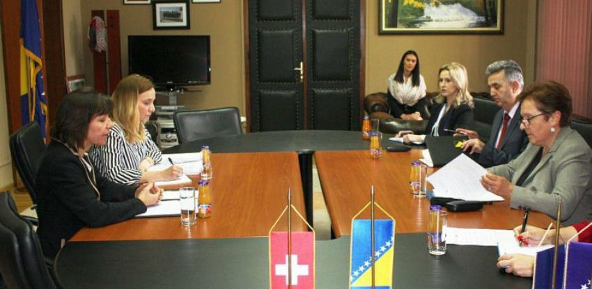 Pendeš - Saxer: Značajni pomaci u rješavanju viškova naoružanja i municije