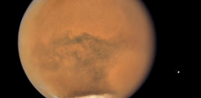 Kineska svemirska letjelica uspješno sletjela na površinu Marsa