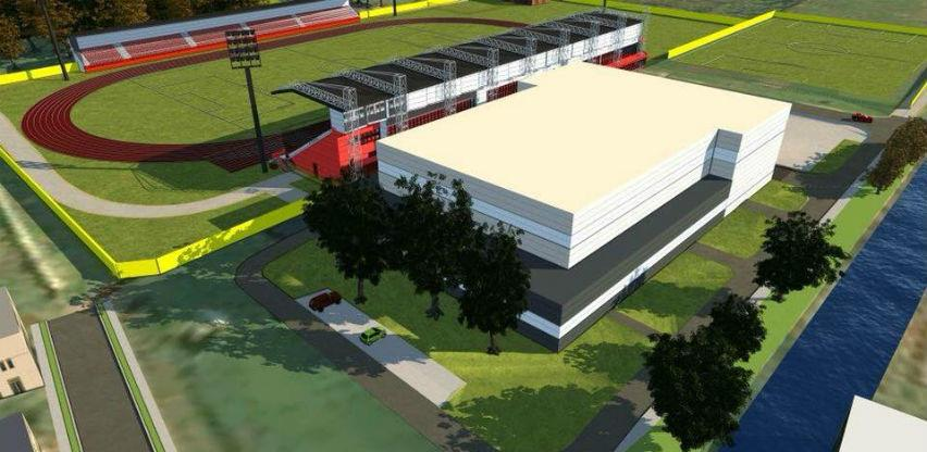 Počinje rekonstrukcija bihaćke dvorane Luke osigurano više od 2,5 miliona KM