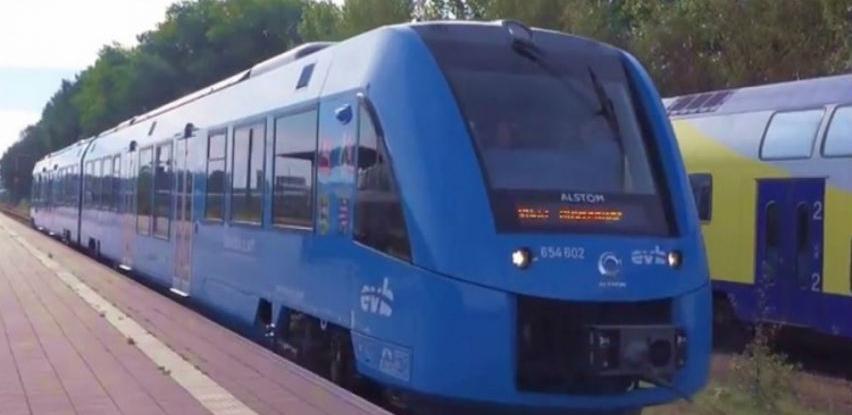 U Njemačkoj krenuo prvi voz na vodonik