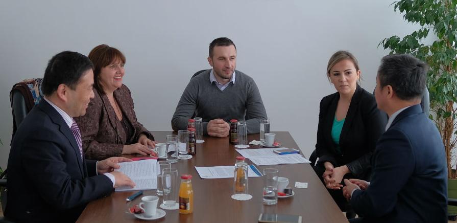 Jačanje saradnje BiH i Republike Kine kroz saradnju lokalnih zajednica