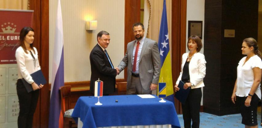 Potpisan Memorandum o razumijevanju sa predstavnicima Ruske Federacije