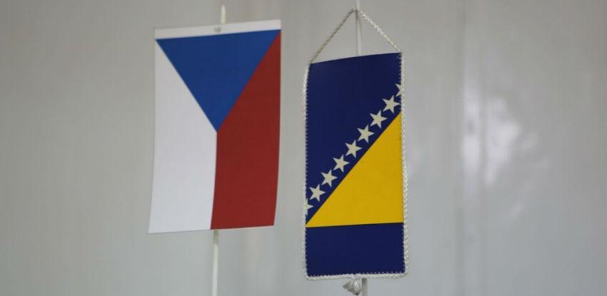 Potrebno raditi na jačanju ekonomske saradnje BiH i Češke