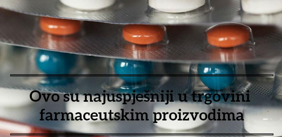 Top 10 farmaceutskih kompanija