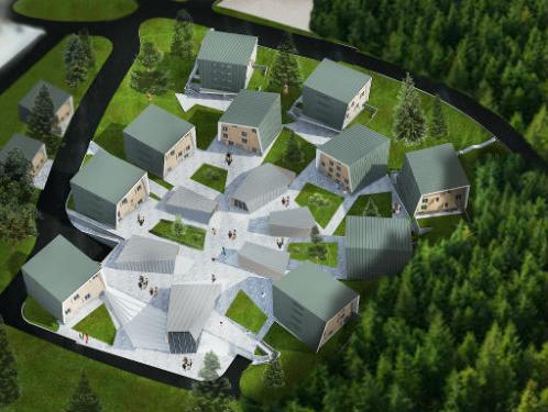 Apartmansko naselje Srebrena lisica dobija nove objekte