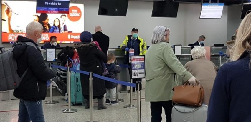 Letovi iz Sarajeva krenuli za Beograd i Budimpeštu, slijede Keln, Zagreb i Beč