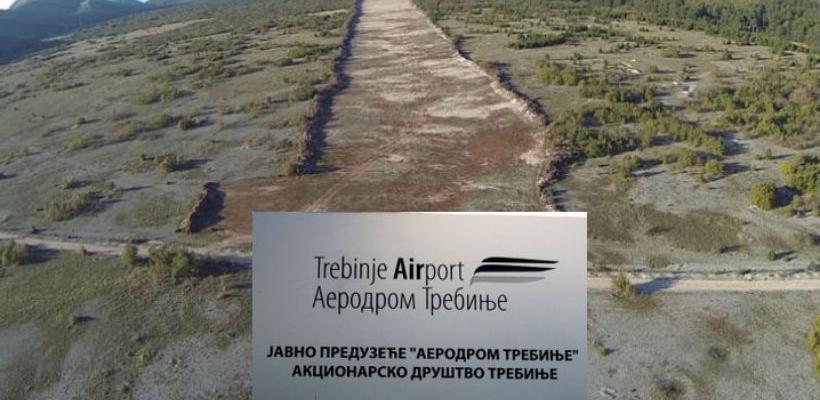 Izabran ponuđač za izradu Strategije razvoja aerodroma u Trebinju