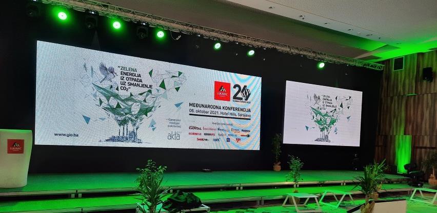"""Posljednje pripreme: Sutra počinje konferencija """"Zelena energija iz otpada uz smanjenje CO₂"""""""