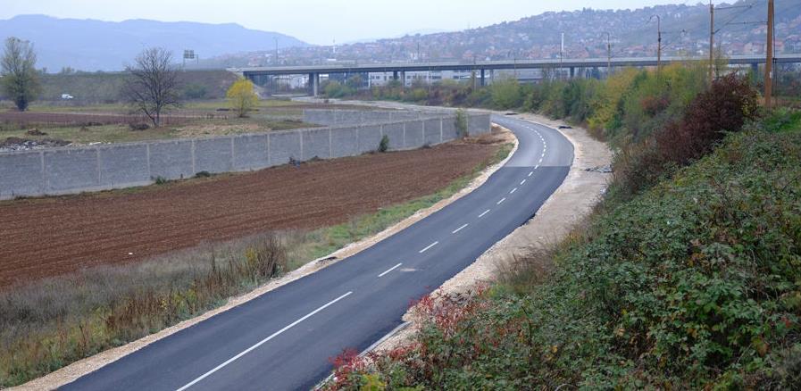 Nova saobraćajnica prema poslovnoj zoni Telalovo Polje