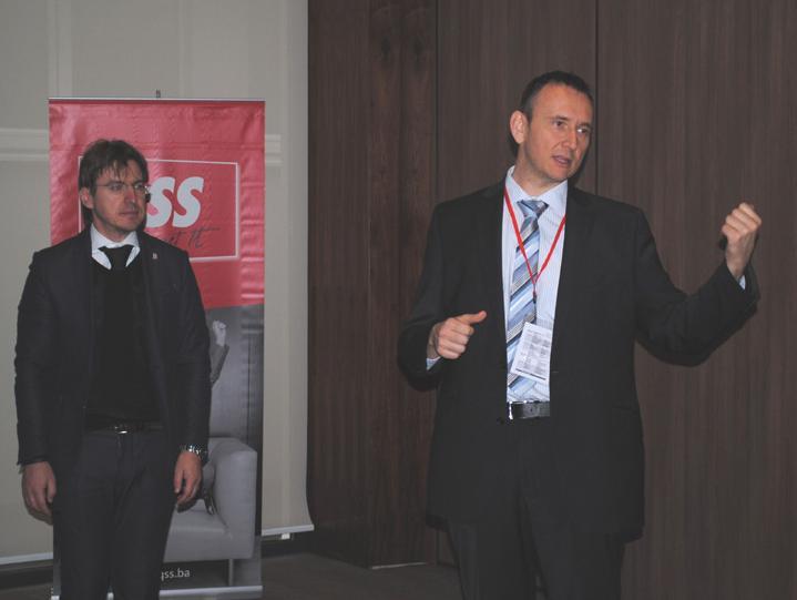 U okviru QSS eventa održana prezentacija kompanije Cisco