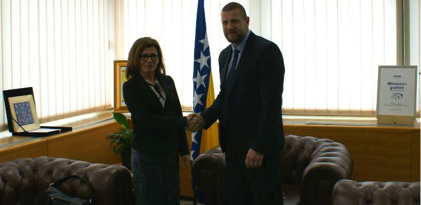 Slovenija će pomoći BiH na putu prema Evropskoj uniji