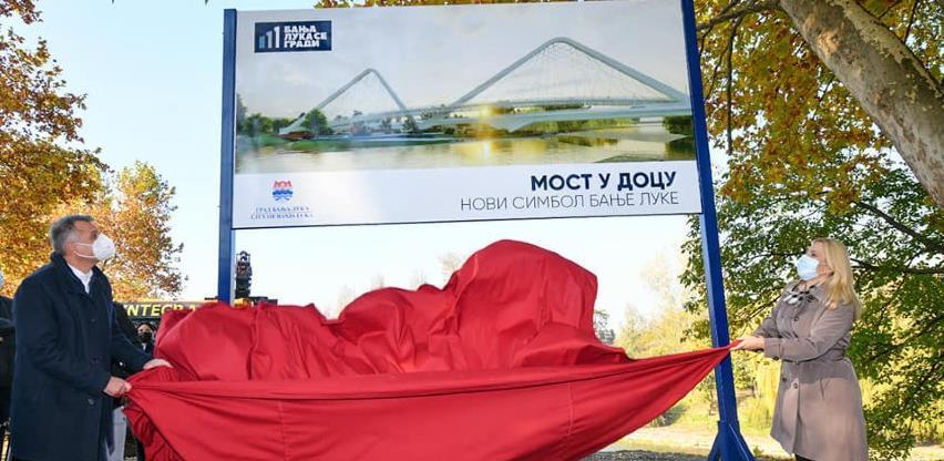 Počela izgradnja novog mosta u banjalučkom naselju Dolac