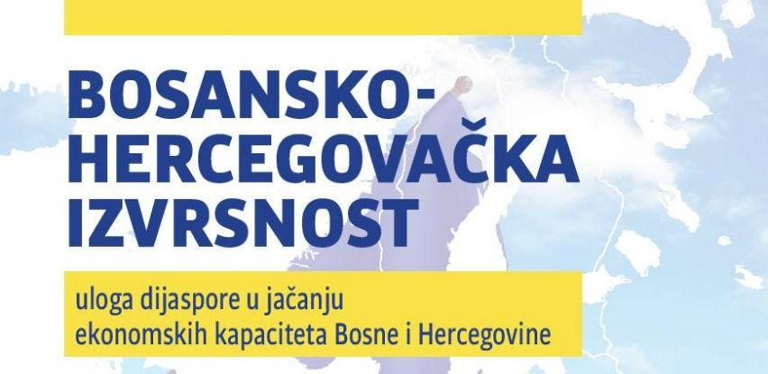 """Prva konferencija bh. dijaspore u Bihaću """"Bosanskohercegovačka izvrsnost"""""""
