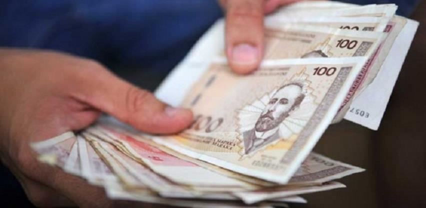 Prosječna plata u martu 989 KM
